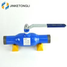 uso de gas de agua válvula de bola resistente a la corrosión subterránea