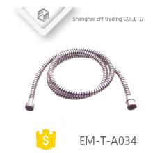EM-T-A034 1.5 m Sanitária acessória banheiro encaixe de cobre mangueira de chuveiro