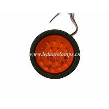 Luz de reboque de LED com Grommet
