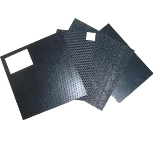 LLDPE Double Point Textured Geomembrane För Mining