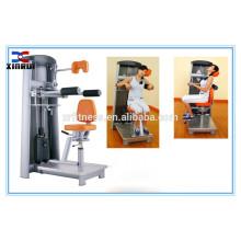 venta caliente Equipo de Fitness Comercial equipo multi cuello