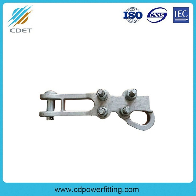 Parallel Bolt Straight Tension Dead End Strain Clamp