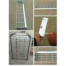 Low Carbon Steel Grating for Stair Step