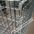 Hochleistungs-Lagerkäfige aus verzinktem geschweißtem Metall