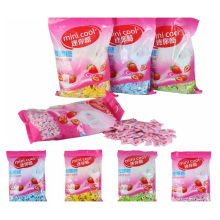 wholesale milk loops candy with sugar free fruity flavor