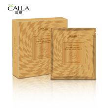 Manufacturer Supplier hydrogel gold facial mask