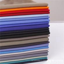 Tissu de coton / polyester de haute qualité
