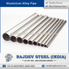 Quality Approved Efficient Aluminium Alloy Pipe from Reliable Manufacturer at Best Price