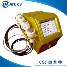 Tripolar Мультиполярная Двухполярная оборудование портативное уменьшая вакуум кавитации RF машины красотки