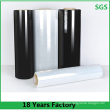 ISO 9100 and SGS Cheap Plastic Film PE Stretch Film ISO&SGS Cheap Plastic Film PE Stretch Film