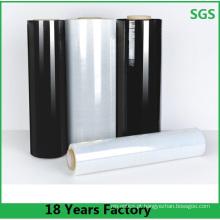 ISO 9100 e GV Película de Estiramento de Película de Plástico Barato ISO & GV Película de Estiramento de Película de Plástico barato PE