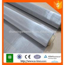 Preço de malha de arame de aço inoxidável por rolo