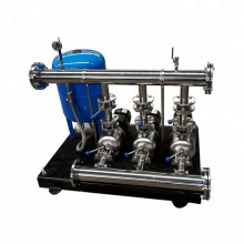 MBPS-Serie drei Sätze von Wasserversorgungsanlagen