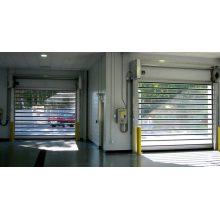 Ultra-High-Speed Security Full Vision Door
