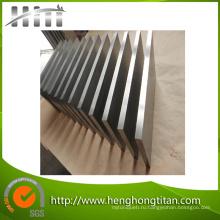 Стандарт ASTM B127 никеля и никелевого сплава лист