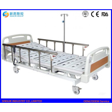 Hospital Furniture Electric Three Function Medical Beds Price