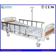 Больничная мебель Электрическая три функции Медицинские кровати Цена