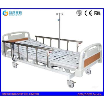 Meubles d'hôpital Électrique Trois lits médicaux à usage professionnel Prix