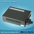 Convertisseur optique numérique de convertisseur de médias de fibre optique rapide au convertisseur optique de médias de convertisseur avec le port 2 de RJ45