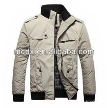 2016 winter Warm White man jackets