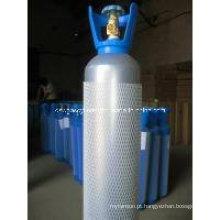 Cilindro de Extintor de Alumínio de Alumínio de Alta Pressão