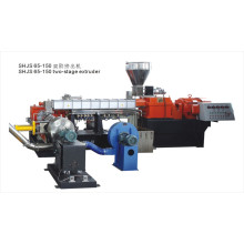 What is plastic granules machine