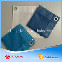 fire resistance pvc coated mesh/flame retardant mesh sheet
