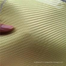 Tissu para-aramide résistant aux coupures