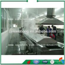 Équipement de blanchiment de machines à blanchiment de chou-fleur