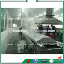 China Vegetable And Fruit Blanching Machine
