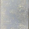 Tissu de dentelle de tulle de paillettes pour la robe de mariage