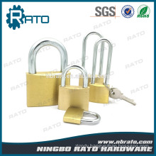 Full Brass body brass cylinder Padlock