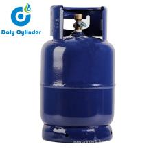Africa Small Hydraulic LPG Cylinder 3kg