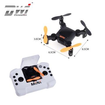 DWI toy market shantou china mini pocket selfie rc quadcopter drone with hd wifi camera