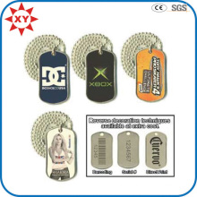 Factory Various Custom Logo Dog Tag Designs