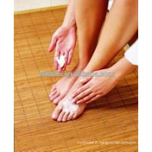 2014 bonne qualité massage des pieds crème pour massage