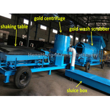 alluvial  ore sorting equipment