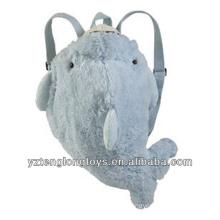 Милый плюшевый рюкзак для животных