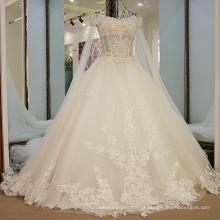 LS32104 Shawl backless rendas projetos sexy casamento fábrica venda quente de alta qualidade vestidos de dama de honra