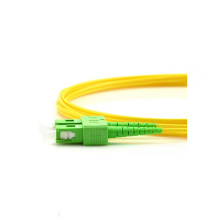 Fast Delivery for Duplex Patch Cord SC APC Duplex Fiber Patch Cord export to Italy Suppliers