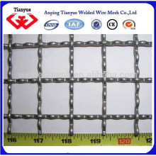 heavy crimped wire mesh(factory)