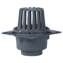 Cast Iron Flanged Roof Drain