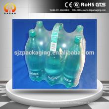 POF / PE / LLDPE термоусадочная пленка / прозрачная термоусадочная пластиковая пленка в рулоне