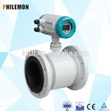 price electromagnetic flowmeter from china