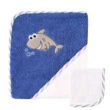 высокое качество детское пляжное полотенце с капюшоном полотенце для малыша