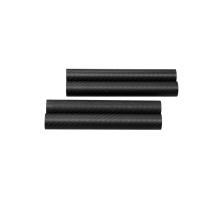 Flèches ou tubes de fibre de carbone mat de sergé 3K rond pour des multicopters ou des bras de drone
