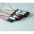 Módulo gerador de linha laser vermelha