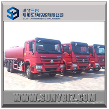 20000L Sinotruk HOWO 6X4 City Water Tank Truck