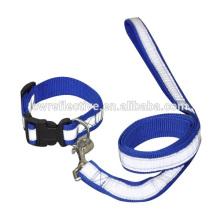 dongguan ambiental PVC reflexivo solas dog safety collar