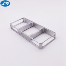 CNC aluminum machining anodized enclosed case